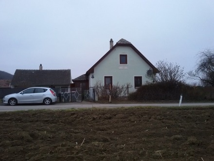 Haus1 96m²+Keller 15m²+Haus2 60m²+Garten 1120m²+Garage (16m²)+Schuppen