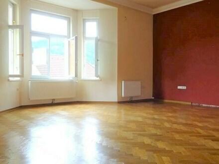 PROVISIONSFREI - Traumhafte, sehr zentral gelegene 2-Zimmer-Altbauwohnung unweit des Hauptplatzes in Bruck an der Mur