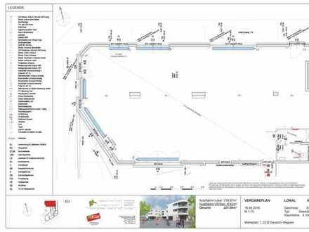 Erstbezug - Geschäftslokal für SUPERMARKT / NAHVERSORGER in Deutsch Wagram