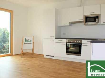 Modernes Wohnen am Stammersplatzl! Neubau im Grünen 21. Bezirk! Ohne Provision - 3 Zimmer mit Balkon! Küche inkludiert!