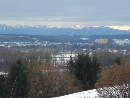 Panoramablick Richtg. Langenstein m.Baugrund 600m2 extra
