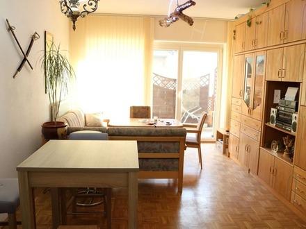 77 m² – schöne zentrale EG Wohnung 3 Schlafzimmer + Garten + Tiefgarage