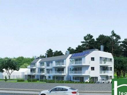 Baubeginn bereits erfolgt! Extravagante Neubauwohnung mit gefragter idyllischer Lage! südseitig! Hochwertige Ausstattung