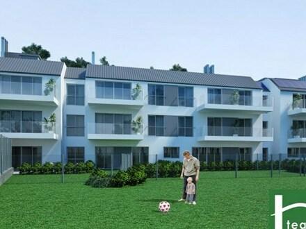 Provisionsfreie 4-Zimmer Balkon- und Terrassenwohnung zum Vermieten! südseitig! Nähe Wien