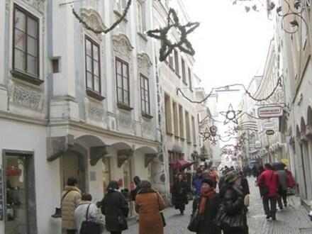 Geschäftslokal in der Steyrer-Altstadt zu vermieten