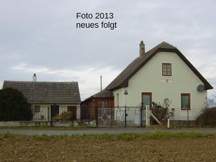 Haus1 96m² (658m²) + ev. Haus2 Außenmaße 76m² (462m²) + Garage + Schuppen