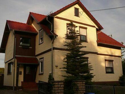 kleines Zweifamilienhaus in Fischbach sofort frei