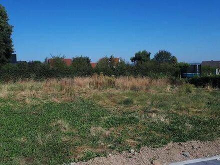 Schönes Grundstück in Dreihausen