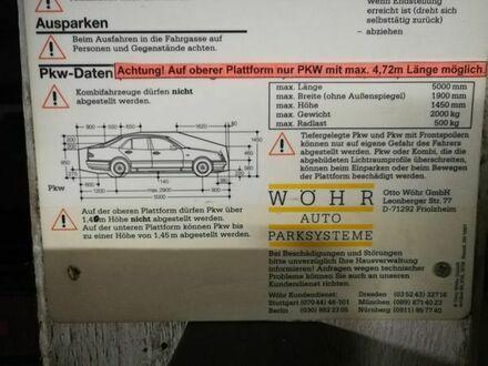 Duplex-Garagenstellplatz