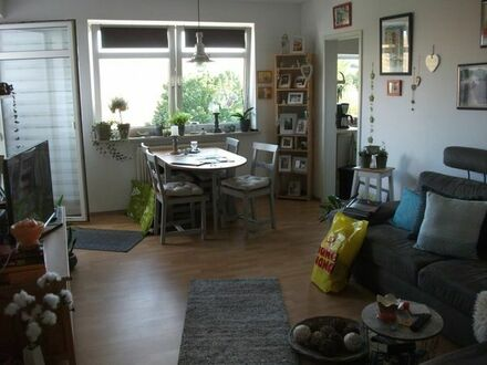 Schöne 2 Zimmer Wohnung mit Balkon in Stöppach zu vermieten
