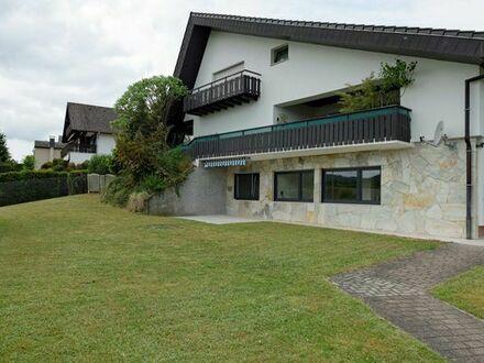 Ruhige 3,5 Zimmerwohnung in 67316 Hertlingshausen mit Gartenanteil