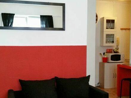 1-Zimmer ZimmerAppartment - vollmöbliert - provisionsfrei - Mannheim Neckarstadt West
