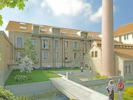 2- Zi-Wohnung - Modernes Wohnen in einer alten Weberei, geeignet für Eigenbedarf u. Kapitalanleger