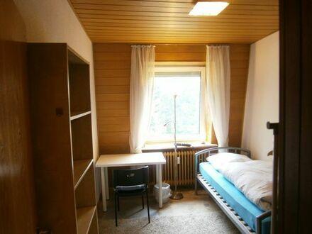 Möbliertes WG-Zimmer am Bahnhof Hamburg-Tonndorf, frei ab sofort