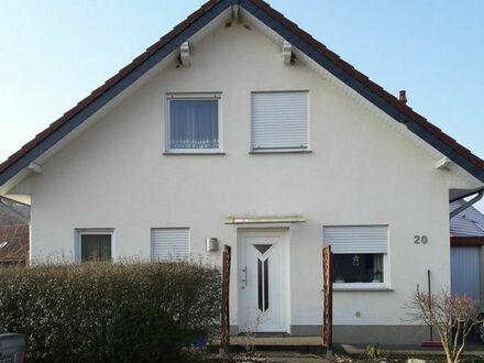 Ein schönes Einfamilienwohnhaus in Husen, Lichtenau