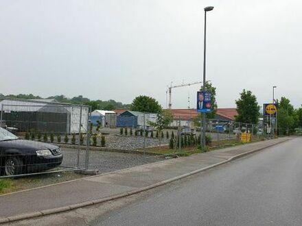 Lagerplatz Autoverkaufsplatz in Vaihingen/Enz zu vermieten.