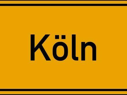 1-Zi.-City-Apartment mit Einbauküche & eig. Keller, toller Fernblick, Köln-Zentrum. Uni, CBS, TH, FH