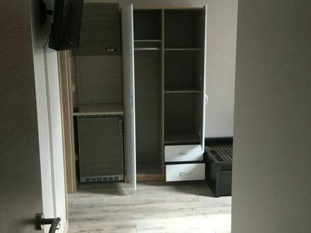 1 Zimmer Appartement möbliert inkl. NK, Internet und TV