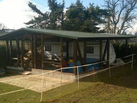 Stall, Carport, Holz oder Heulager, Wochenendhaus