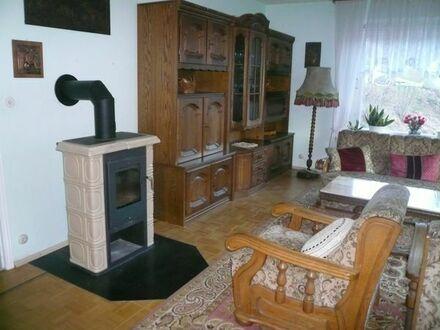 2 Zi.Wohn Apartment, große Küche mit Essplatz, Bad mit Dusche u. Waschmaschine, sep. WC und Terrasse
