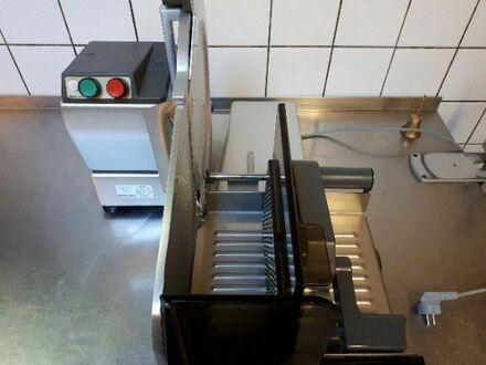 Aufschnittmaschine bizerba gastronomie gastro