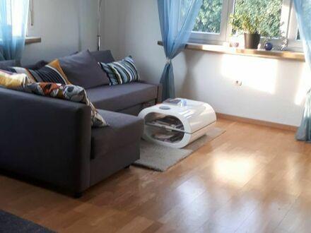 Schöne 3-Zi.-Wohnung zur Untermiete von Okt. 19 - Juli 20 in Ma-Almenhof