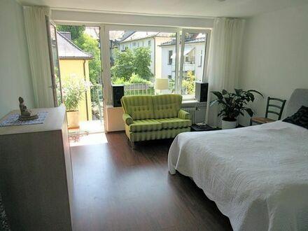 Sehr schöne Wohnung mitten in Schwabing für 1 Woche (21.01. bis 28.01.19) zu vermieten !