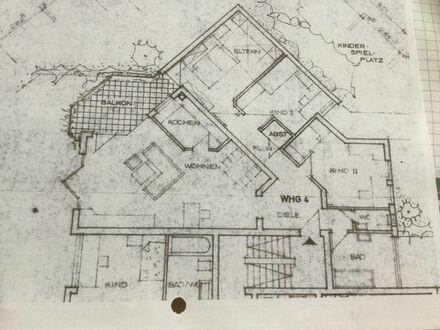4-Zimmer-Wohnung zu vermieten in Ansbach-Eyb
