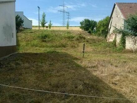 Bauplatz in Monzernheim