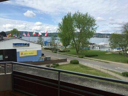 Bezugsfreies Bijou v. Wohnung in Konstanz m. Blick auf Yachthafen