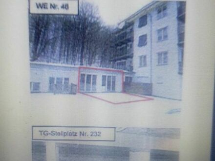 Verkaufe wunderschöne 2-Raum Wohnung in Hohenstein-Ernstthal