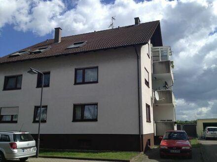 Schöne, neu sanierte 4 Zi.Wohnung in Bruchsal-Büchenau