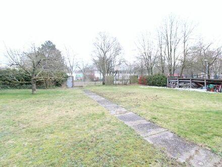 Abrisshaus auf großem Grundstück in der Nordweststadt - mit B-Plan