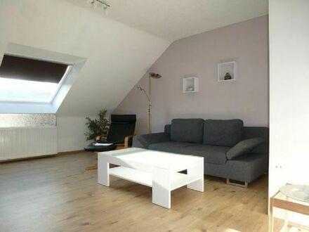 möblierte, kleine 1-Raum-Wohnung