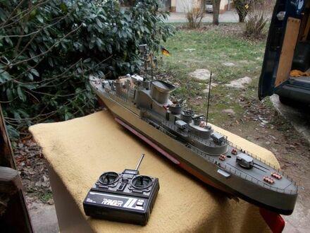Kriegsschiff Köln