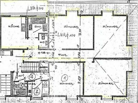 Erstbezug nach Sanierung mit Balkon: ansprechende 3-Zimmer-Wohnung in Heidelberg