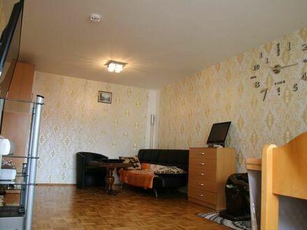 Ruhige Wohnung mit großem Balkon