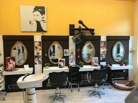 Friseursalon St. Goar komplett eingerichtet zu vermieten