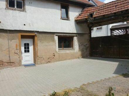 Wohnhaus - Scheune - Stall