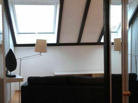 Großzügige, loftartige DG-Wohnung, 4,50m hoch,Weingarten bei Karlsruhe, KIT Nord, Süd, Bruchsal
