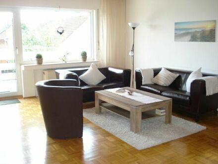 Möbl. Wohnung f. max. 3 Personen (ca. 1000 m zum LAFP)