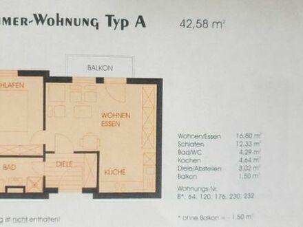 2 Zimmer ETW zu verkaufen VB 94.000 EUR Keine Makler Provision