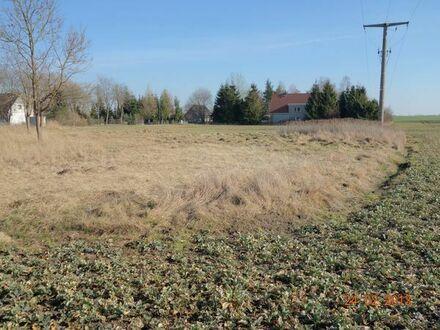 Sehr ruhig gelegenes Grundstück in der Gemeinde Neu Stolzenburg (MVP) zvk.