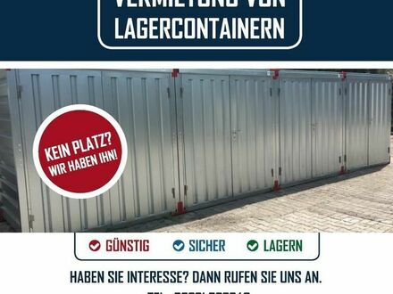 Lagerbox Heidelberg Garage Lager Container