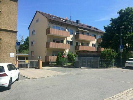 2 Zimmer Wohnung mit Südbalkon u. Garage