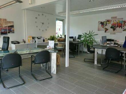 Attraktive Büroräume in Backnang in bester Lage mit gute Verkehrsanbindung zu vermieten.