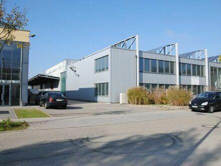 Lageralle ca. 850m² (teilbar ab 50m²) im Gewerbegebiet Baden-Baden Oos-West