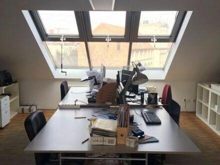 Arbeitsplatz in Bürogemeinschaft im Karl-Kunger-Kiez