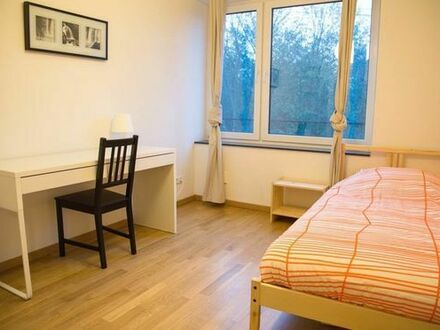 Schönes, Helles Zimmer in Stuttgart Mitte