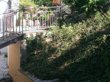 5 Zimmerwohnung Bad Geste WC Balkon Terasse und Garten Anteil